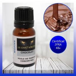 Huile de Parfum 10ml Chocolat
