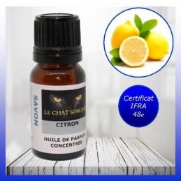 Huile de Parfum 10ml Citron