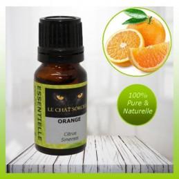 Huile Essentielle 10ml Orange